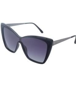 Ochelari de soare negri, pentru dama, Daniel Klein Trendy, DK4302-1