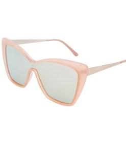 Ochelari de soare roz, pentru dama, Daniel Klein Trendy, DK4302-4