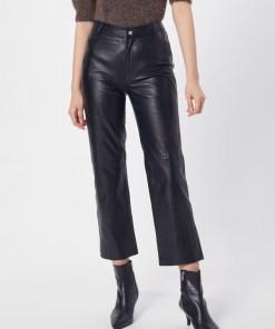 OBJECT Pantaloni 'TIFANNY' negru