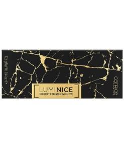 Paleta Iluminatoare Catrice Luminice Highlight & Blush Glow 020