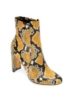 Pantofi ALDO galbeni, Aurellane740, din piele ecologica