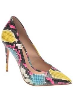 Pantofi ALDO multicolori, Cassedy961, din piele ecologica