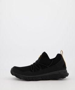 Pantofi sport de plasa cu insertii de piele nabuc Ace Pass