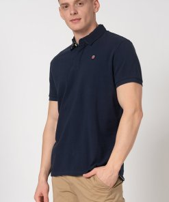 Tricou polo regular fit Levyce