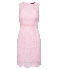 Boohoo Rochie de cocktail roz