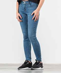 Levi's 710 Innovation Super Skinny Jeans Medium Blue