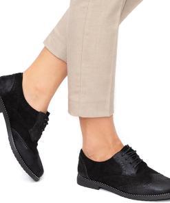 Pantofi dama Hermione Negru