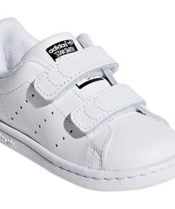 Pantofi sport copii adidas Originals STAN SMITH CF I AQ6274