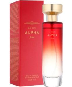 Avon Alpha For Her eau de toilette pentru femei