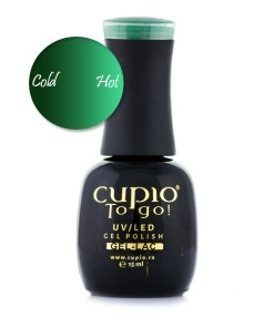 Cupio To Go! Tropical Green oja semipermanenta termica 15 ml