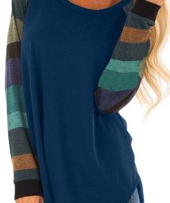Pulover Demetra Albastru