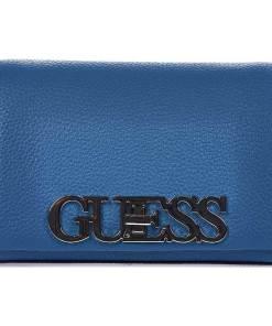 GUESS Small crossbody bag Blue