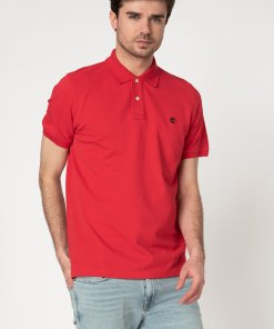 Tricou polo regular fit din bumbac organic 2578348