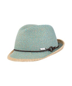 chillouts Pălărie 'Rimini Hat' albastru deschis