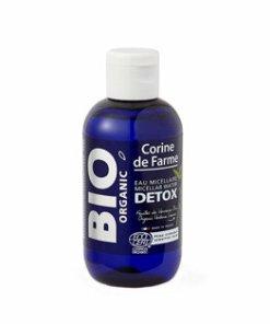 Apa micelara Corine de Farme Bio Organic Detox, 100 ml