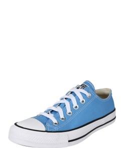 CONVERSE Sneaker low 'CHUCK TAYLOR ALL STAR - OX' alb / albastru