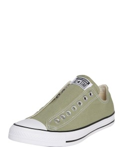 CONVERSE Sneaker low 'CHUCK TAYLOR ALL STAR' alb / oliv