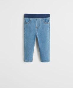 Mango Kids - Jeans copii Pablo 80-104 cm UPYK-SJB005_54X