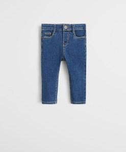 Mango Kids - Jeans copii Elena 80-104 cm UPYK-SJG009_56X