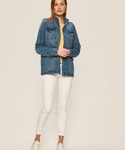 Vero Moda - Geaca jeans PPYK-KUD01F_55X