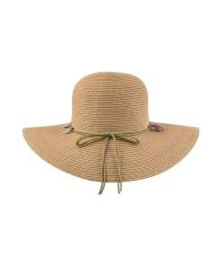 chillouts Pălărie 'Atlanta' maro deschis