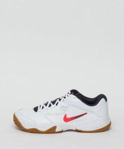 Pantofi cu garnituri din piele - pentru tenis Court Lite 2 2551264