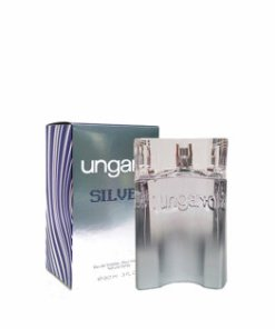 Apa de toaleta Emanuel Ungaro Silver, 90 ml, pentru barbati