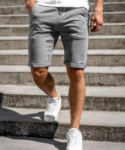 Pantaloni scurti bleumarin barbati Bolf KG3720