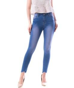 Jeans Dama Fisty Albastru