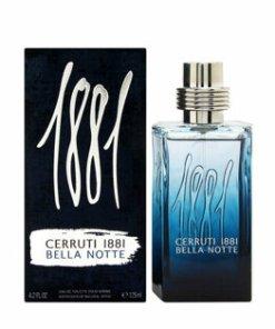 Apa de toaleta Nino Cerruti 1881 Bella Notte, 125 ml, pentru barbati