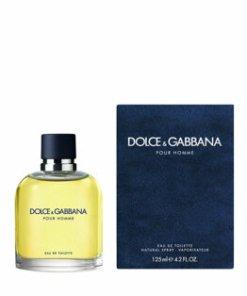 Apa de toaleta Dolce & Gabbana Pour Homme, 125 ml, pentru barbati