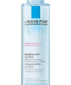 Apa micelara pentru piele reactiva, hipersensibila Ultra La Roche -Posay