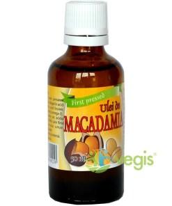 Ulei de Macadamia Presat la Rece 50ml