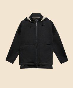 Jacheta lejera cu slituri laterale 2614649