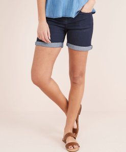 Pantaloni scurti din denim 1856525