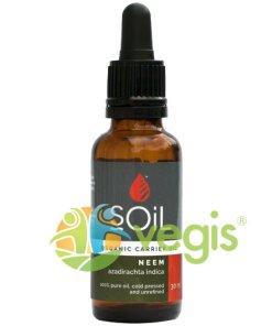 Ulei Baza Neem Ecologic/Bio 30ml
