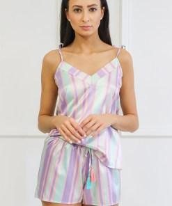 Pijama Blanch, din satin