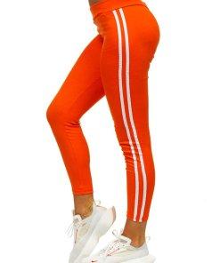 Colanți portocaliu dame Bolf YW01036