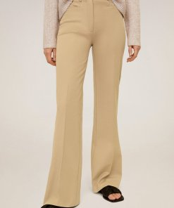 Pantaloni evazati cu buzunare frontale Miranda 2530212
