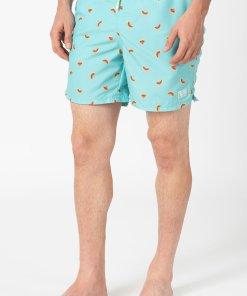 Pantaloni scurti de baie - cu snur in talie 2859574