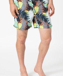 Pantaloni scurti de baie - cu snur in talie 2859523