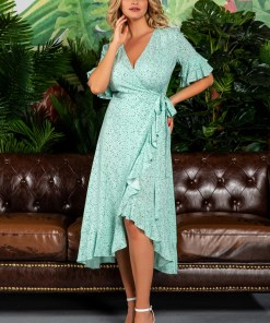 Rochie Molly Mint