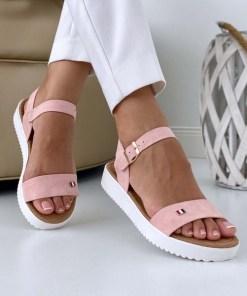 Sandale Dama Athena Roz