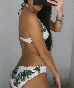 Costum De Baie Dodie Verde