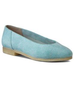 Pantofi Clarks Albastru