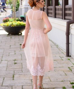 Rochie Timeless Edition Pink