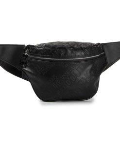 Borsetă Versace Jeans Couture Negru