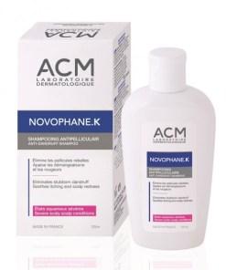 Sampon antimatreata Novophane K, 125ml, ACM