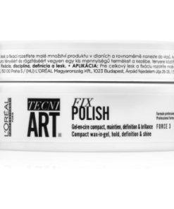 L'ÄôOr√©al Professionnel Tecni.Art Fix Polish ceara gel pentru păr LOPTNAW_KSTL23