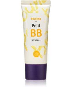 Holika Holika Petit BB Bouncing crema pentru intinerire BB SPF 25 HLKPBBW_KPSR01